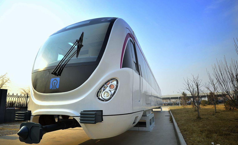 山西也将迎来地铁线了,长约为23.4千米,预计2020年开通运营