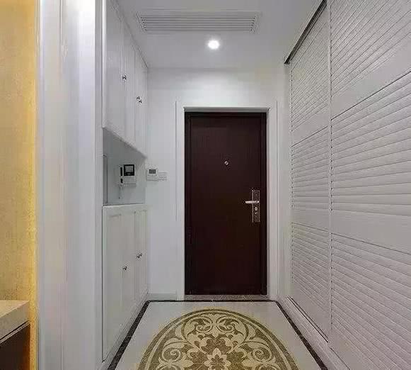 晒晒我家133㎡三室两厅,家具刚摆好就很漂亮了,邻居羡慕不已!