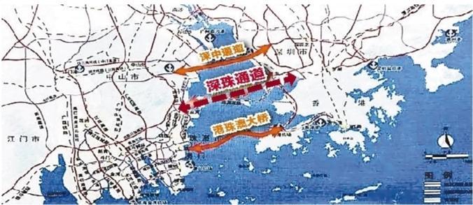 市政府相关部门答复人大代表建议 深圳跨珠江通道启动规划研究