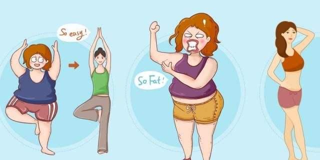 月子里运动减肥最快图片