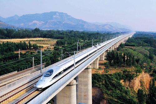 """欧洲大国欲建最大高铁项目,抛出4900亿大单,中国霸气""""拿下"""""""