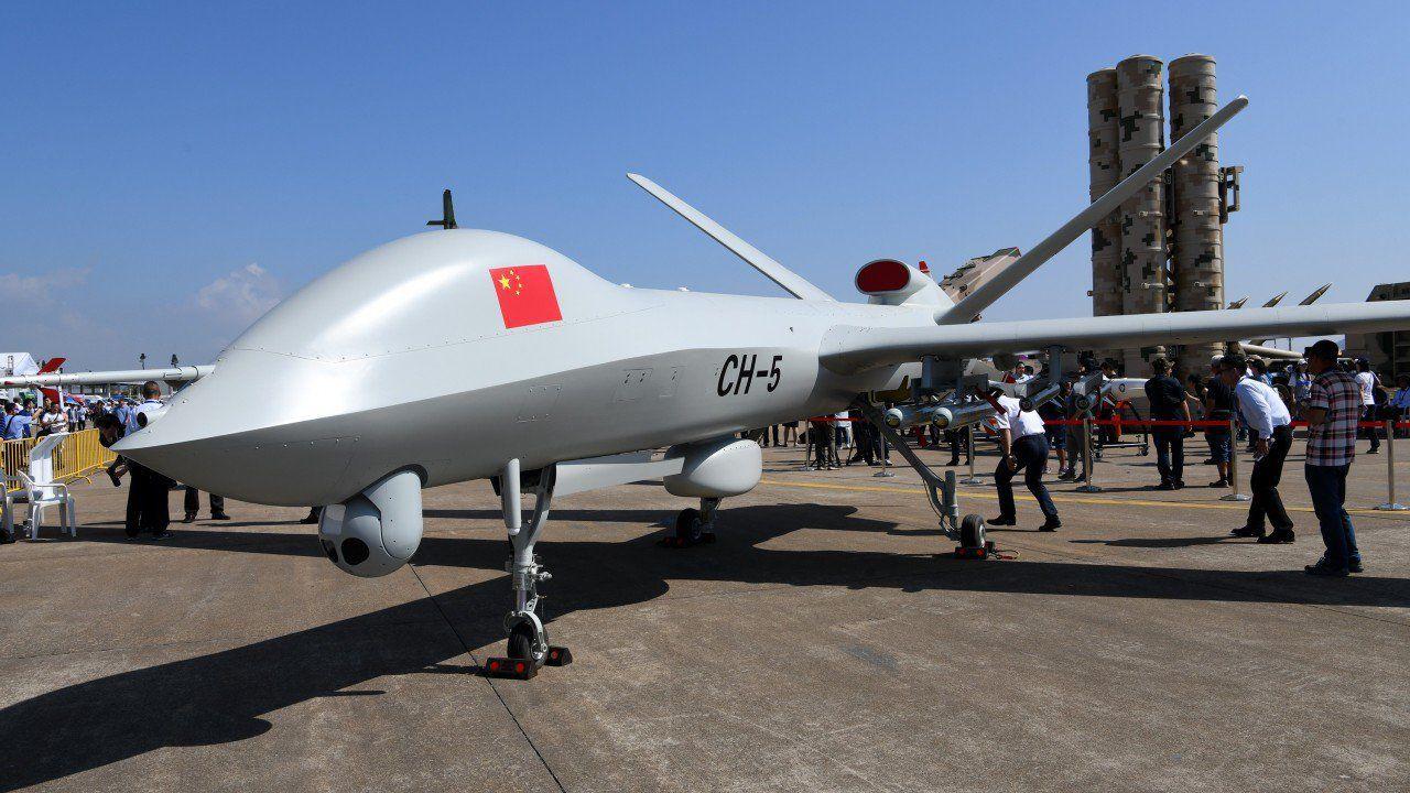 攻击力强大,中国无人机攻破最后一个问题,解决中东客户后顾之忧