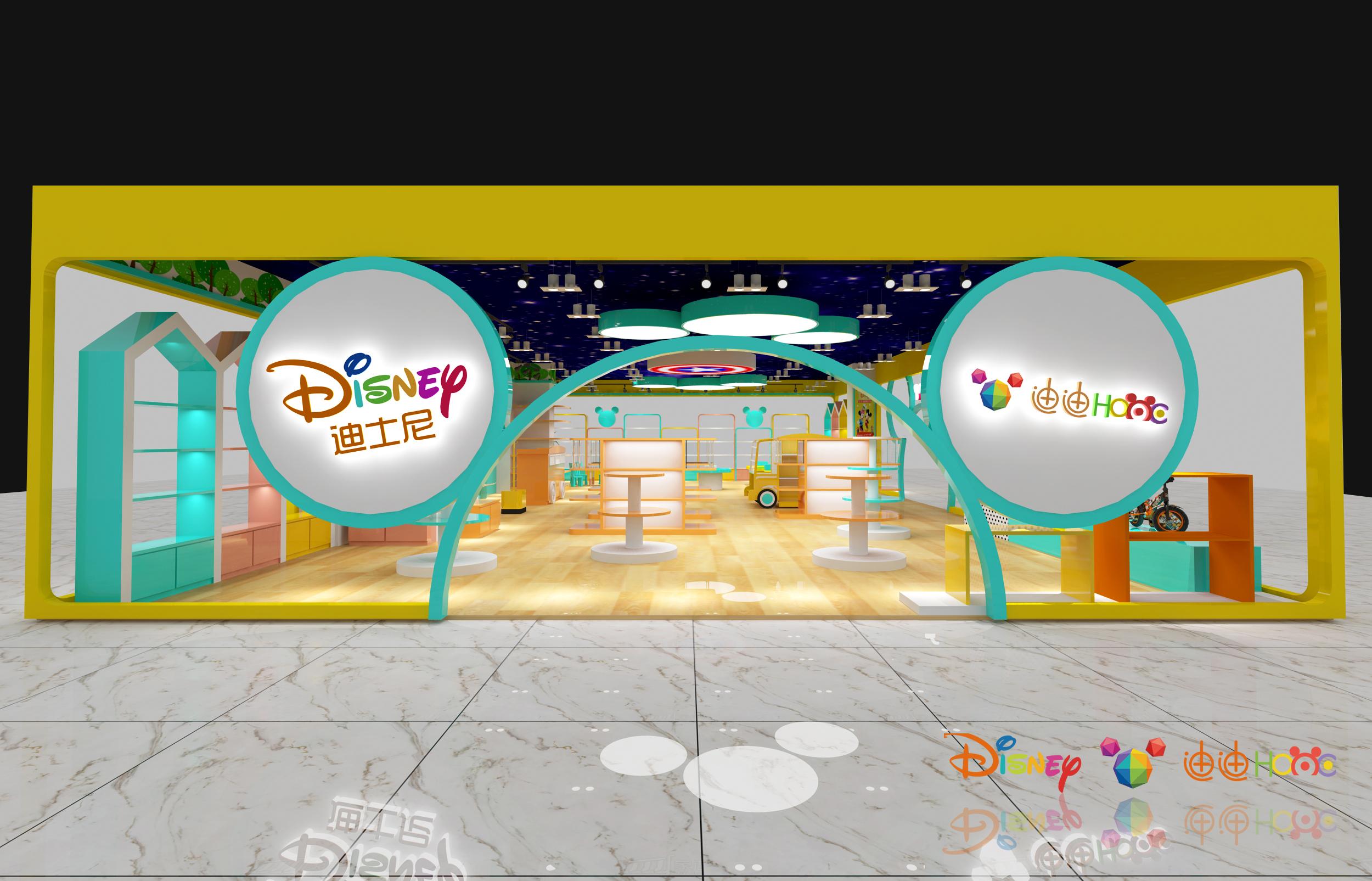 迪士尼儿童创意生活馆入驻开封,即将盛大开业!