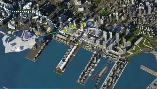 """我市首个""""超级工程""""缩短了金州和市内的距离!"""