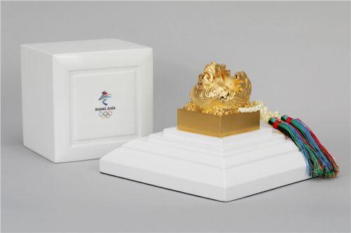 北京冬奥会首款印玺特许商品本周六上市