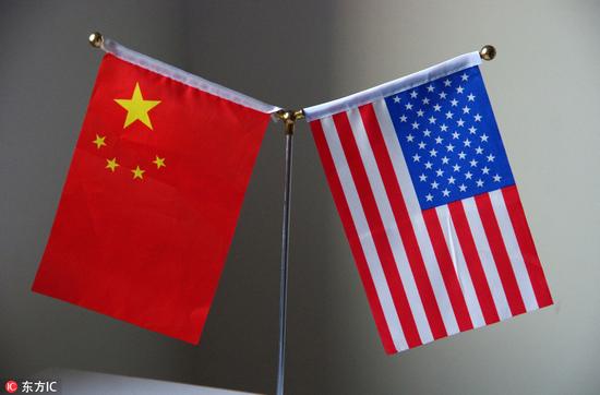 <b>人民日报钟声:让中美经贸合作正能量越来越多</b>