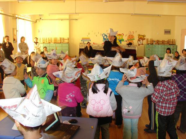 幼儿园班级管理工作策略