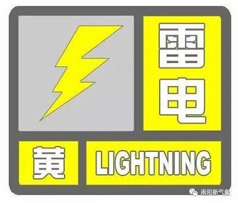 977~【南阳市民注意】160条预警!未来3天大雨、雷暴大风随时来临