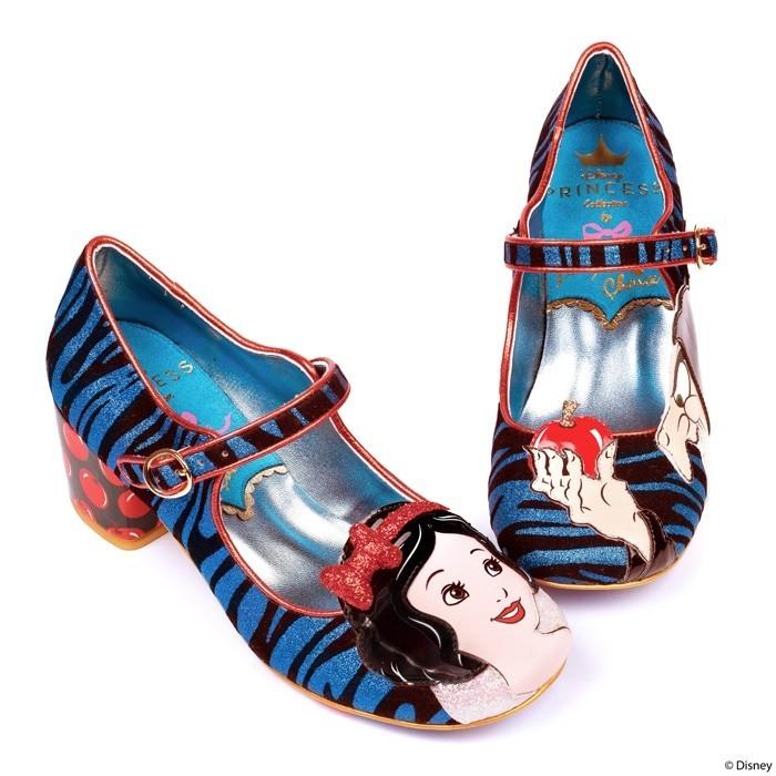 英国品牌推出迪士尼公主鞋包:敢穿出去敬你是条好汉!