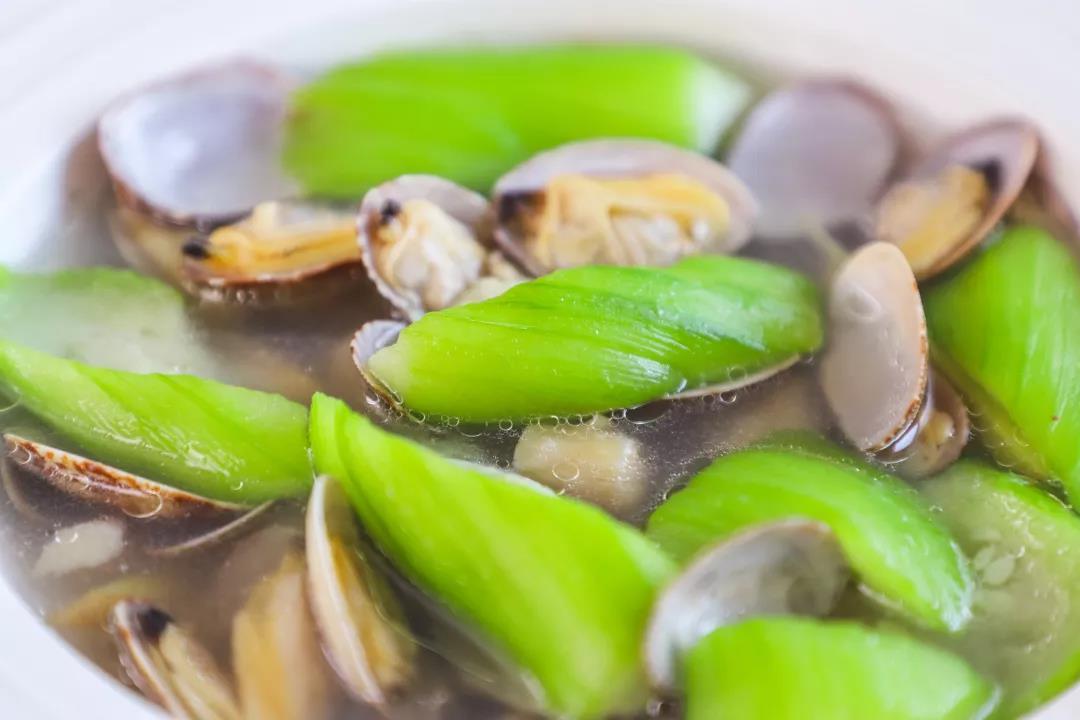 馋游记美容汤,味道鲜美还刮油~