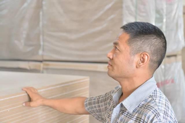 <b>纪实访谈 | 聚家丰王有洪:每一张板材,都含有家国情怀</b>