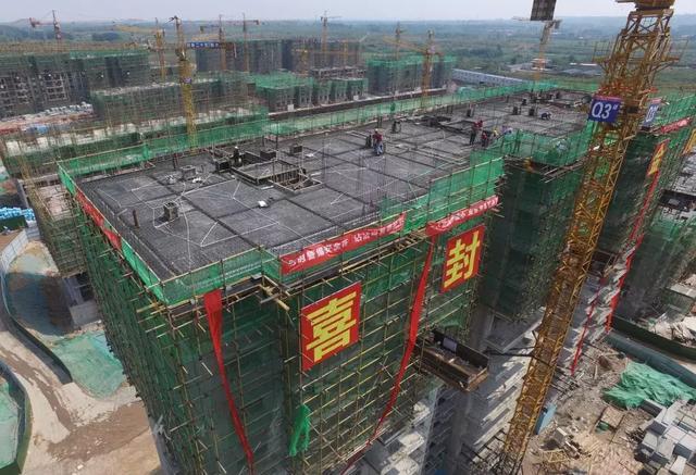 峰峰人关心的回迁房建设问题全在这里,你将要入住的小区长这样!