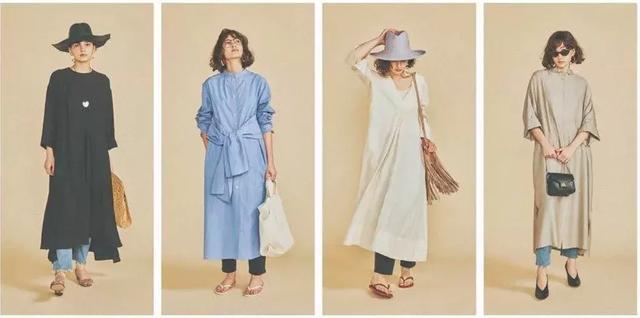 转发 微博 Qzone 微信 连衣裙从夏到秋的时髦秘密,原来是...