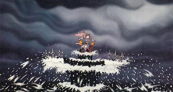 从《哪吒闹海》到《哪吒之魔童降世》,动画里的东方美学