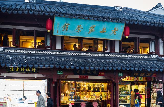 申晨间 | 关门后的老上海茶馆还会回来吗?答案来了!未来或将成立老城厢文化博物馆