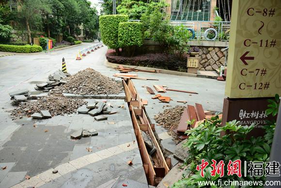 """老社区悄然""""焕新"""" 泰禾家园品质提升工程获业主点赞"""
