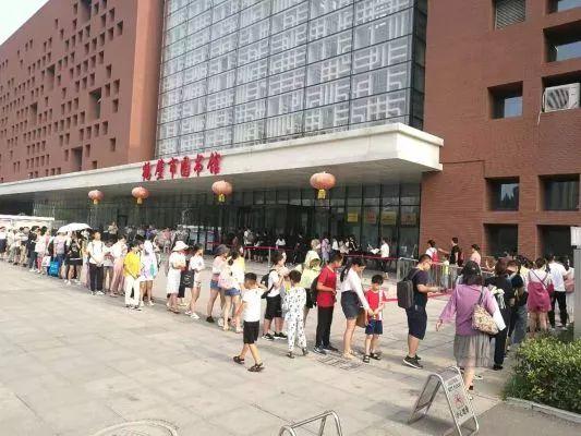 鹤壁市图书馆2019年暑期读者倍增