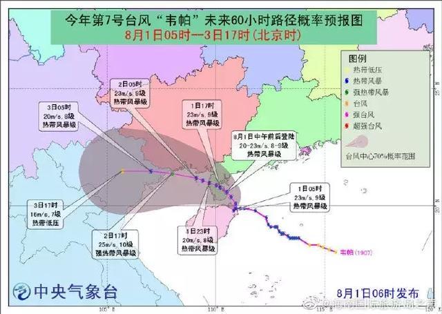"""<b>台风""""韦帕""""过境!海口多路段严重积水,部分公交停运</b>"""