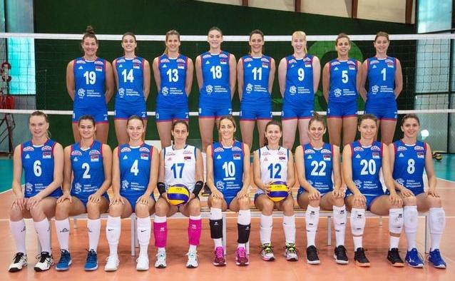 <b>奥运会资格赛前瞻!24支球队你看好谁出线呢?看好中国女排的点赞</b>