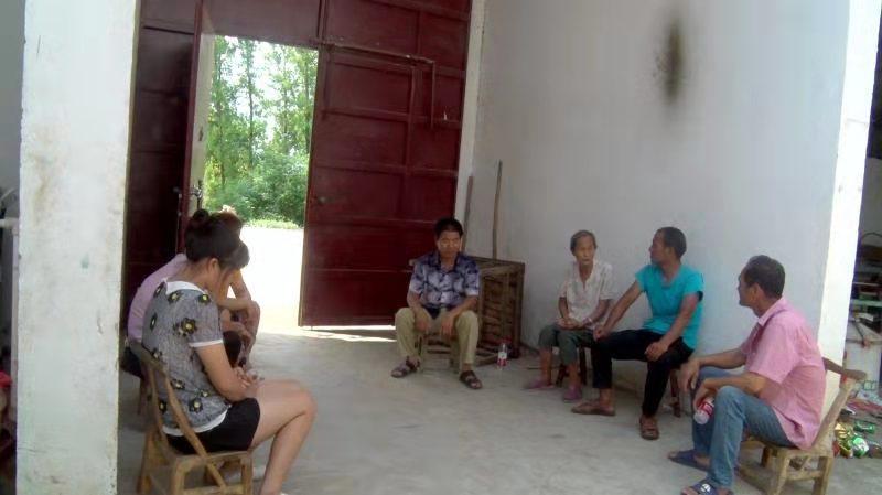 遂平县花庄镇农民英雄李海:跳入深水连续救出6人  贫困农民书写感人壮举