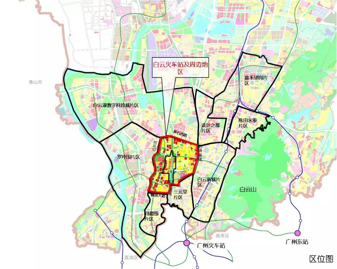 新市小坪城中村规划图