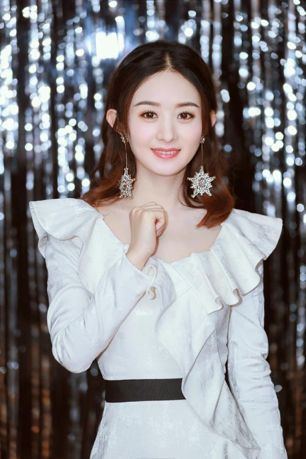 工作室宣布赵丽颖八月正式复工:不负等待,重逢有时