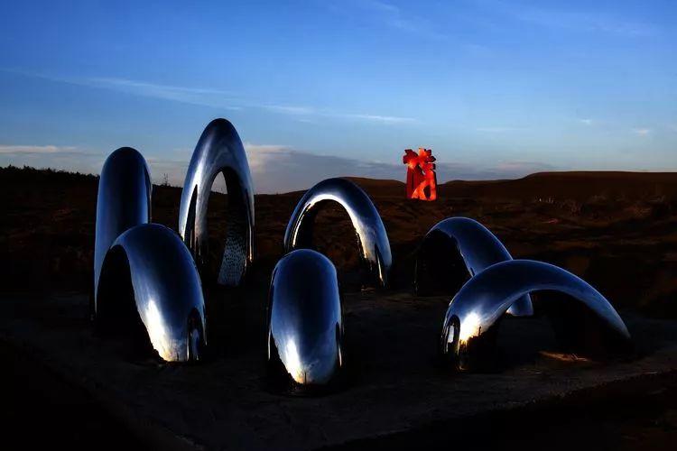 西安印刷厂从三大背景看民勤国际沙漠雕塑创作营的三个突破 行业新闻 丰雄广告第6张