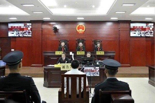 严春风受贿案起诉书细节:索取或非法收受11人所送财物572.9万余元