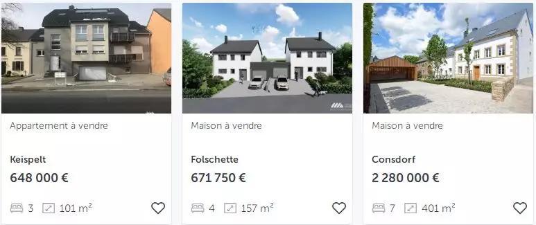哪个网站房源多_卢森堡房价什么水平?租房和买房哪个更划算?_房地产市场