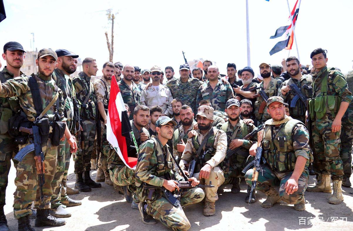 美军发动大规模进攻,2700人空降叙利亚,俄罗斯警告被无视