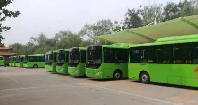 好消息!魏县城市公交8月8日正式运营 前三个月免费乘坐!