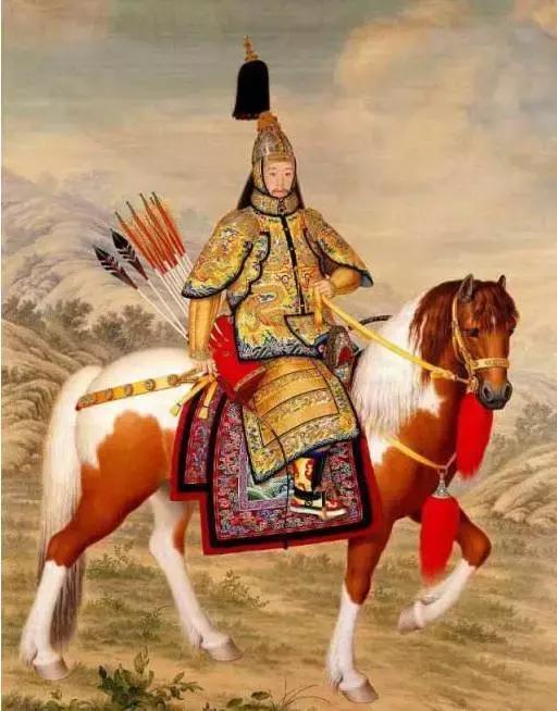 康熙一生最大之敌,号称半人半神,征服此人后康熙当场在黄河下跪