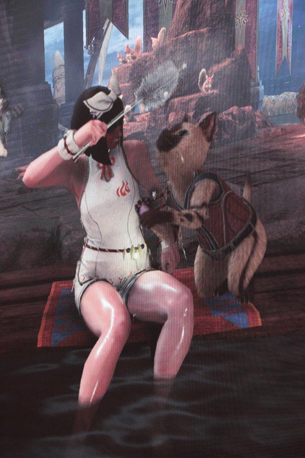 《怪物猎人:世界》三大亚种首度公开 PC版明年上线