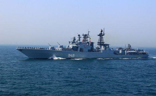 俄与伊朗加强海军合作:两国或举行联合军演