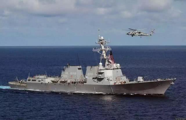 上百架无人机现身海峡,同时锁定美英战舰,俄:已经不是警告