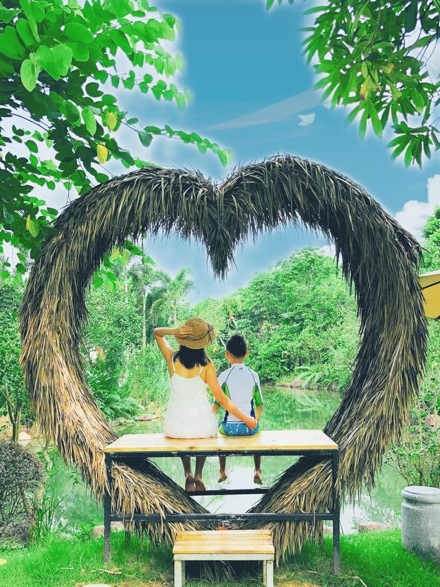 打卡广东小巴厘岛 ,开启自在放松的度假生活