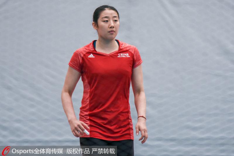 高清:东京奥运会女排资格赛今日打响 中国女排积极备战