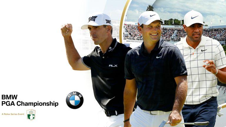 瑞德领三将出征宝马PGA锦标赛 盼终结美国44年冠军荒