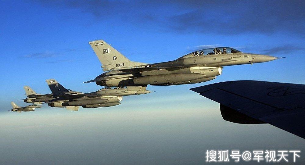 美国对巴基斯坦进行军事销售,印度表示严重不满