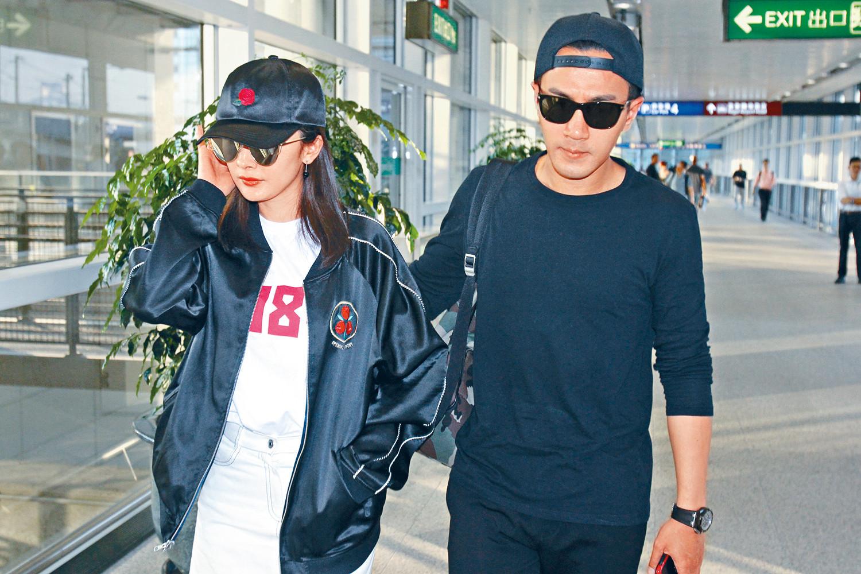 杨幂和刘恺威正式分家 男方拿到8000万大厦,恢复单身逛家居店