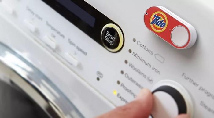 亚马逊:Dash按钮相关功能将于8月31日关闭