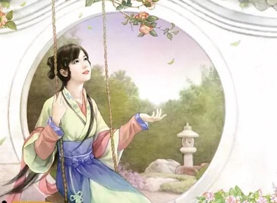 曾经有一段真挚的爱情摆在他面前,李商隐与柳枝姑娘的爱情遗事