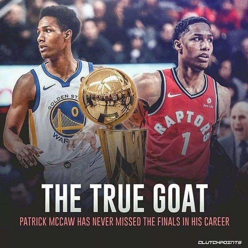 三冠王!麦考领衔现役NBA总冠军戒指榜!_三连冠