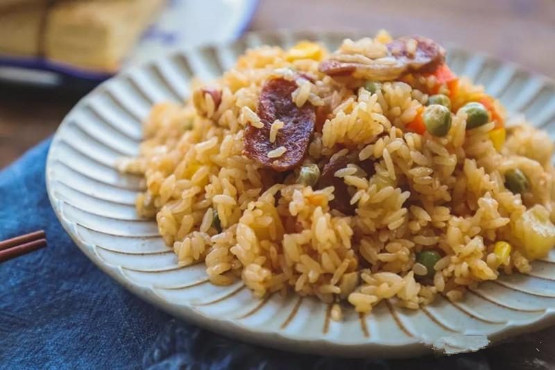 馋游记解锁米饭的不同吃法