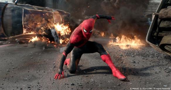 """我们和蜘蛛侠一样被特效""""迷惑""""《蜘蛛侠2》幕后照"""