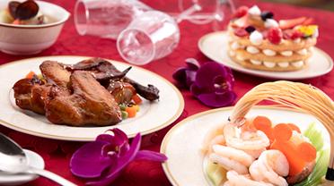 舌尖浪漫  上海迪士尼乐园限时推出七夕情人节大餐