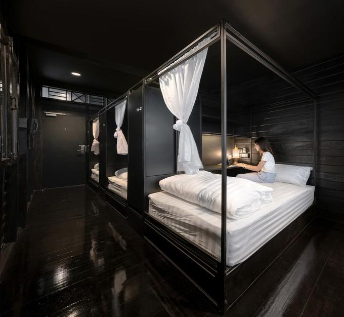原创             一个人去曼谷穷游,你会选择住青年旅社还是民宿