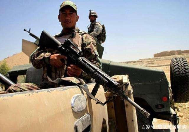 两个月杀死超过五千人,公布每天战斗记录,阿富汗军队真正战斗力