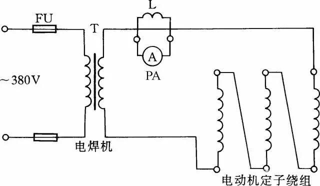 75例自动控制原理图及接线图_变压器