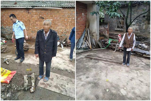 邓州市彭桥派出所民警走访过程中破获一起盗窃案